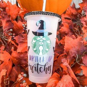 Halloween Starbucks Reusable Cup